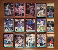 15 odd ball large baseball cards   Northport, 11768