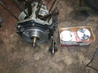 Evo bottom end new standered pistons rings wisco Akron, 44312