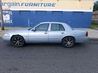 2003 Mercury Grand Marquis Harper Woods