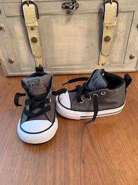Converse Shoes: toddler boys size:4 San Antonio, 78245