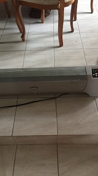 white lasko air purifier and heater Los Angeles, 91306