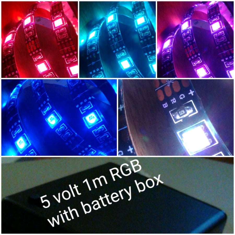 5 volt LED light strip