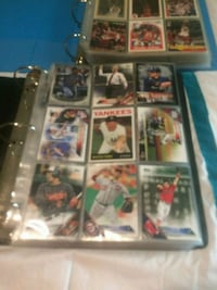 assorted baseball player trading cards New Iberia, 70560