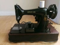 Singer Spartan 192k Sewing Machine Vancouver, V5N