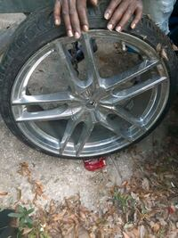 22's all four in good condition 350 obo