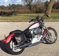 2005 Harley Davidson custom sportster Streamwood, 60107