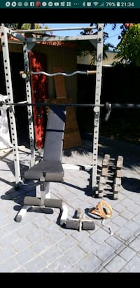Weight lifting Rack for sale. 2234 mi