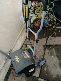 black and gray pressure washer Boisbriand, J0N
