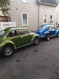 1973 Volkswagen The Beetle