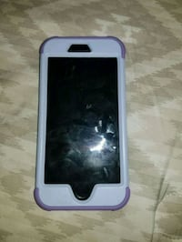 white and purple iPhone case Woonsocket, 02895