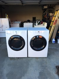 Kenmore frontload washer and dryer dryer is gas both in very good condition no issues free delivery and installation with warranty Norwalk, 90650