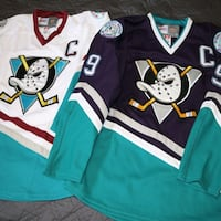 Mighty Ducks Jersey  Rothesay, E2E 2L5