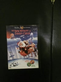 The year without a Santa Claus DVD