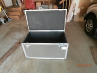 Shipping trunk or hunting storage
