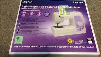Brother LX2763 Sewing Machine