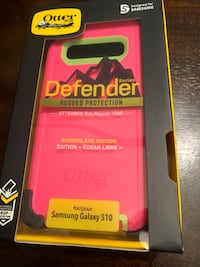 Otterbox Defender Series For Samsung S10