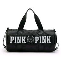 black and white Victoria's Secret Pink backpack Baltimore, 21230