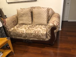 Sofa / Couch and love seat