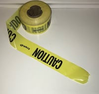 Big Roll of Caution Tape just $5 Port Saint Lucie, 34953