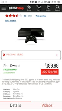 XBOX ONE Bealeton, 22712