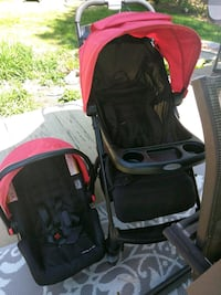 Graco Snugride 30 stroller and carseat Yarmouth, 02675