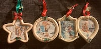 Set of Four Hummel Ornaments Pasadena, 21122
