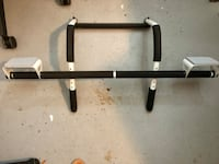 Pull-Up Bar, Black - Perfect Fitness League City, 77573