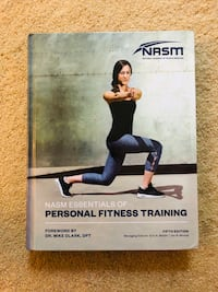 NASM Personal Trainer textbook