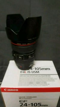 Canon 24-105mm lens with 7 months warranty  Toronto, M3J 2R8
