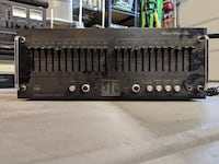 Stereo Frequency Equalizer, Processor, Amplifier Prescott Valley