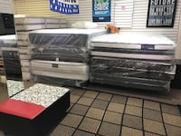 MATTRESS AND BOX SPRING BRAND NEW NEVER/USE THE BEST PRICE AND QUALITY COMFORT BED ALL SIZE SALE TWIN $99 FULL $169 QUEEN $199 KING $399 WE DELIVER STORE LOCATION 303 POCASSET AVE PROVIDENCE RI HABLAMOS ESPAÑOL Providence, 02907