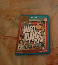 Wii U Just Dance 2016 game case Lebanon