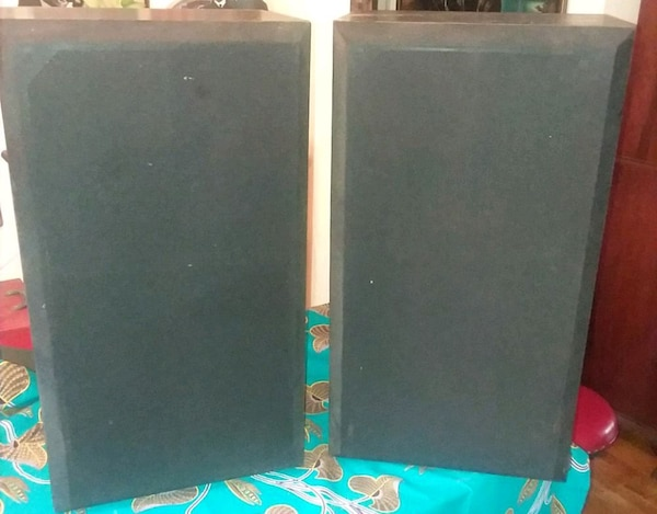 Omni audio speakers(pair)