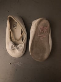 Baby real leather ballet shoes.  West Covina