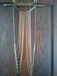 Gold tons body chain Like new  Evansville