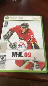 Xbox 360 nhl 15 game case
