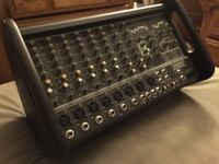 Yorkville PA System Mixer and Speaker Monitors London, N6B 2G5
