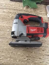 Milwaukee jig saw as is not working good for parts.  Westchester, 60154