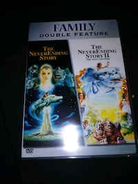 Double family feature the neverending story 1 & 2 DVD Littlestown, 17340