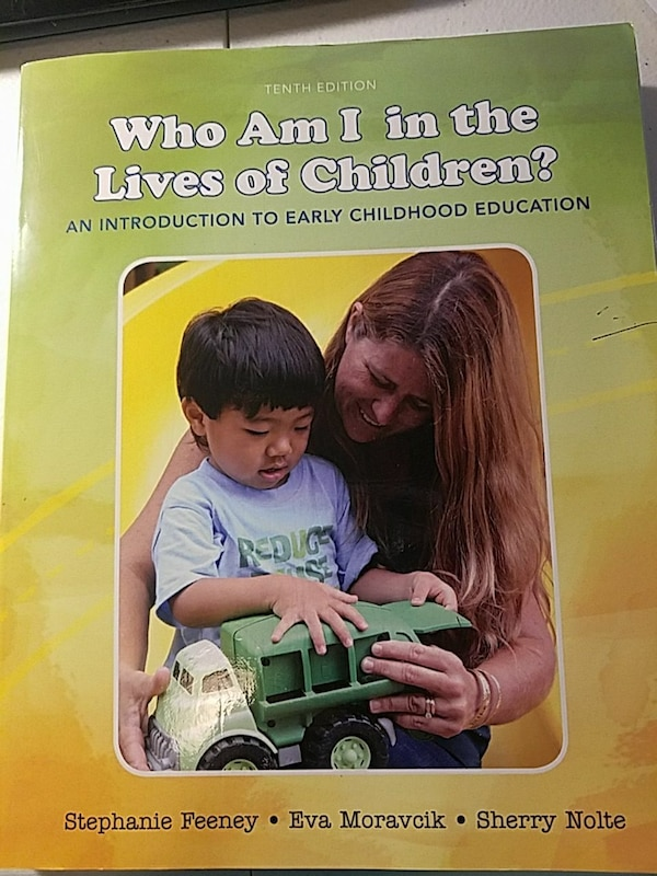 Who am i in the Lives of Children? tenth edition book