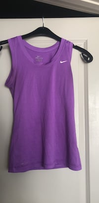 Purple Nike tank top  Mc Lean, 22102