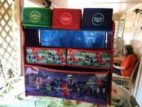 Pj Mask storage Flowery Branch, 30542