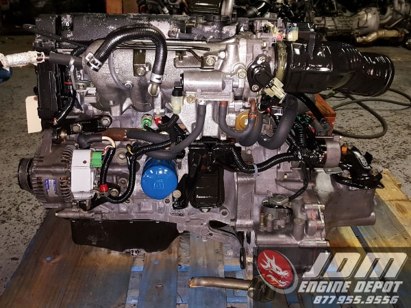 88 91 Honda Civic Crx Sir 1 6l Dohc Vtec Engine Manual Trans Ecu Jdm