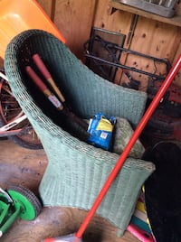 Wicker Chair ROCKVILLE