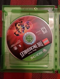 Lego incredibles video game for xbox one