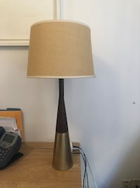 2 Mid Century Modern Table Lamps New York, 10003
