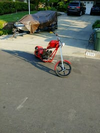 Mini Chopper COLLECTOR BIKE ONLY 3 EVER MADE