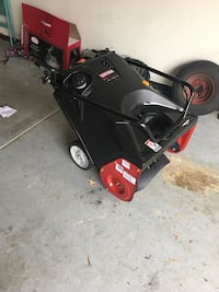 Snow blower used once for a light snow for 10 min... Practically new.  Price firm. Woodbridge, 22191