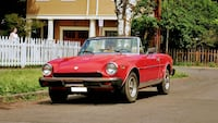 Fiat Spider 1979 - offers welcome!