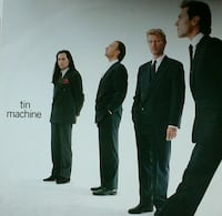 Tin Machine ( David Bowie) Zaragoza, 50017